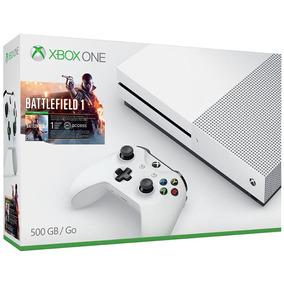 Xbox One S 500gb Battlefield 1