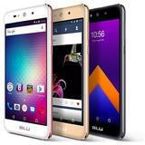 Celular Blu Grand Sup Tela 5 Dual Câmera Quadcore Android Or