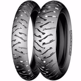 Par Pneu Michelin 150/70-17 + 110/80-19 Anakee 3 Bmw 1200 Gs