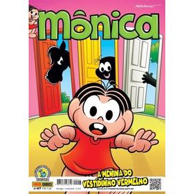05 Gibis Turma Da Mônica Nº 47 Ed Março/2019 - Completo