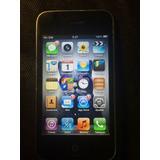 Iphone 3gs 16gb Liberado De Fabrica Negro Muy Buen Estado