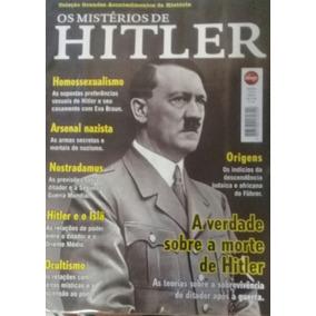 Revista - Os Mistérios De Hitler - Nazismo - Nova Sampa