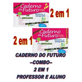 Caderno Do Futuro - Historia/geo 5 Ano Digital Aluno E Prof