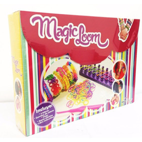 Magic Loom Fabrica De Pulseras - Jugueteria Aplausos
