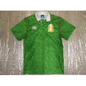 Jersey Playera Camiseta Mexico Umbro Usa 1994 Original f3c7428925ccb