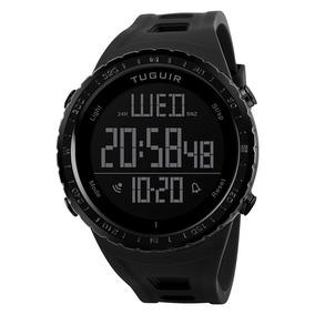 8f87cc9f41a Relogio Tuguir Digital - Relógio Masculino no Mercado Livre Brasil