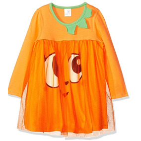 Disfraz Vestido Niña Halloween Dia Demuertos T3x