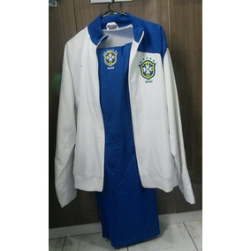 Agasalho Completo Seleção Brasileira Nike 2a97769d159c6