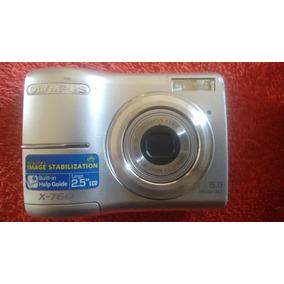 Camara Digital Olympus Modelo X760 De 6.0 Megapíxeles