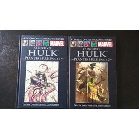 Planetal Hulk -volume 1 E 2 Salvat