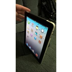 Ipad Apple 1ª Geração 64gb + Wifi + 3g + Capa