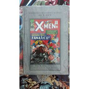 Biblioteca Histórica Marvel Os X-men Vol 2