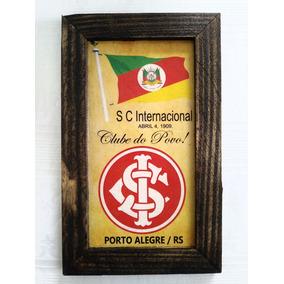 Quadrinho Decorativo Sport Club Internacional