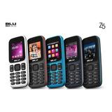Celular Blu Z5 Z210 Simples Tela 1.8 Câmera Rádio Fm + Nota