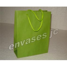 7b2323865 Bolsa Papel Color Con Manija - Ropa y Accesorios en Mercado Libre ...