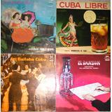 Música Cubana Variada Lp