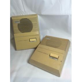 Transmissor Intercom Aiphone 1985 - Raridade