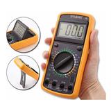 Multimetro Digital Profissional 9205 C/ Capacimetro (oferta)