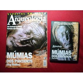 Revista - Arquiologia Especial Ano 1 Ed. 1 - Raro E Completa