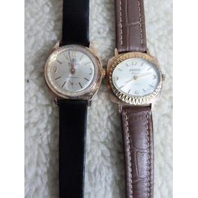 a73c43b4df1 Relógio Mirvaine Swiss A Corda Leilão Lance Livre !! - Relógios no ...