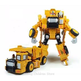 Transformers Brinquedo Articulado Ferro E Plástico 13cm