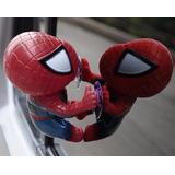 Boneco Homem Aranha Grande Spiderman Articulado Sobe Parede