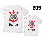 c59004efbe Camiseta Corinthians Time Futebol Personalizadas Kit Com 2