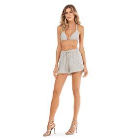 Shorts Feminino Morena Rosa Ref 107566