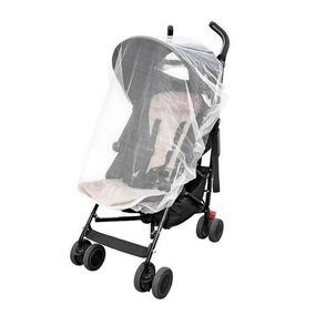 Mosquiteiro Universal Branco P/ Carrinho De Bebê - Prodízio