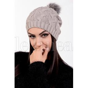 8e5386ac5ac77 Touca Cinza Feminina Toucas - Acessórios da Moda no Mercado Livre Brasil