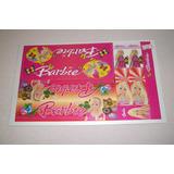 Adesivo Colante Bike Infantil Barbie
