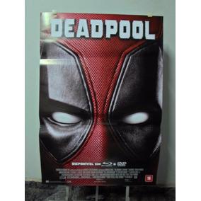 Poster Deadpool - Frete: 8,00
