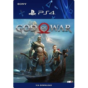 God Of War4 Ps4 Original 2 Psn Aluguel De 30 Dias