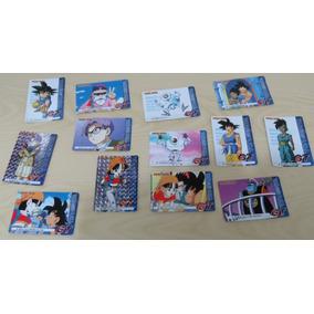 Cartas Japonesas Raras Dragon Ball Gt