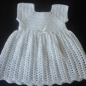 Vestidos Tejidos Para Bebe - Vestidos para Bebés en Mercado Libre ... eeaac087cd11