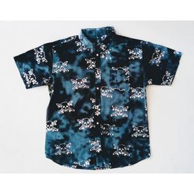 Camisa Hawaiana Tropical Floreada Surf 119.