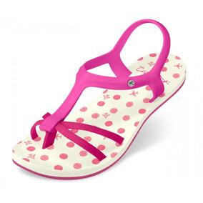 Sandália Kenner Lips Wing Sandal Fly Tlz Rosa Original