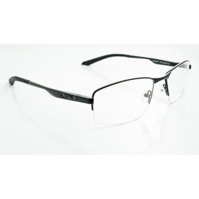 a8bc10f0968c2 Armacao Grau Masculino Fio De Nylon - Óculos no Mercado Livre Brasil