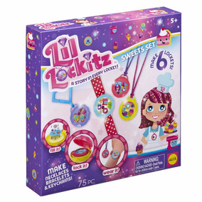 Alex Brands Lil Lock-itz! Sweets Set