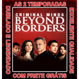 Serie Criminal Minds Beyond Borders (as 2 Temporadas) F.grát