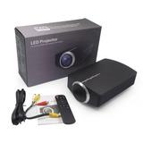 Mini Projetor Yg510 Tablet, Not Pc Desktop Tv Caixa Sd Ubs