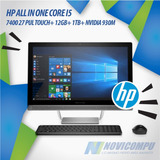 Hp All In One Core I5 7400 27 Pul Touch+ 12gb+ 1tb+ Nvidia 9