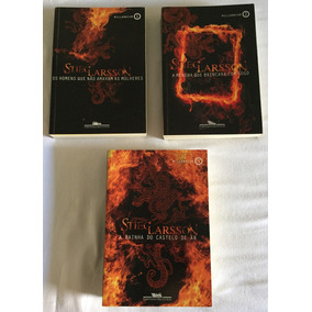 O Homen Que Não Amava As Mulheres - 3 Livros