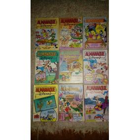 9 Almanaques Disney