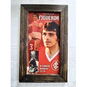 Quadrinho Decorativo Figueroa Sport Club Internacional