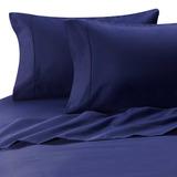 Sábanas Premium 1,500 Hilos Color Azul Marino