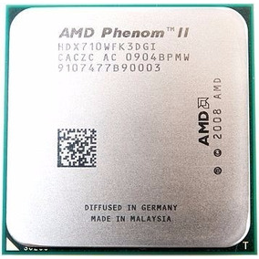 Amd Processador Phenom Ii X3 710 Hdx710wfk3dgi
