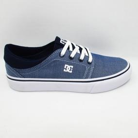 Tenis Dc Shoes Trase Tx Se Adys300123 Xbwb Blue White Unisex