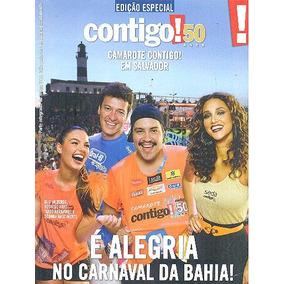 Contigo Carnaval: Isis Valverde / Rodrigo Faro / Laryssa Dia