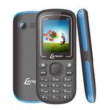 Celular Dual Chip E Bluetooth Lenoxx - Cx904 Preto E Azul